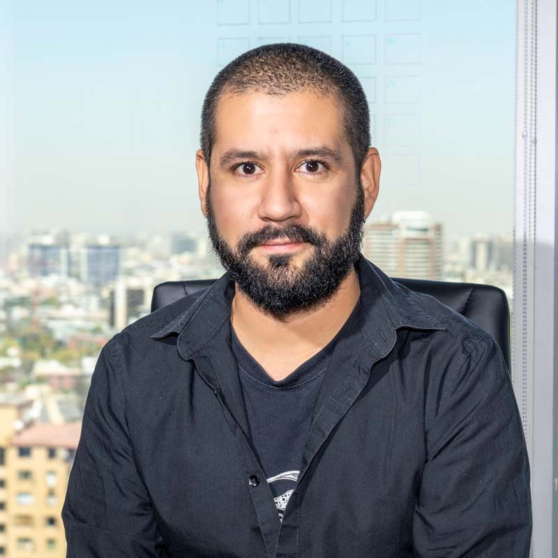 Christian Carl es consultor Audiovisual en Internal